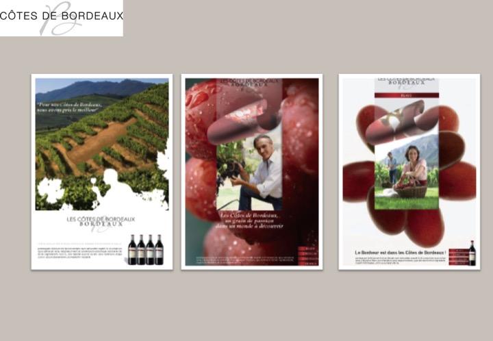 Cote de Bordeaux-Projet de campagne
