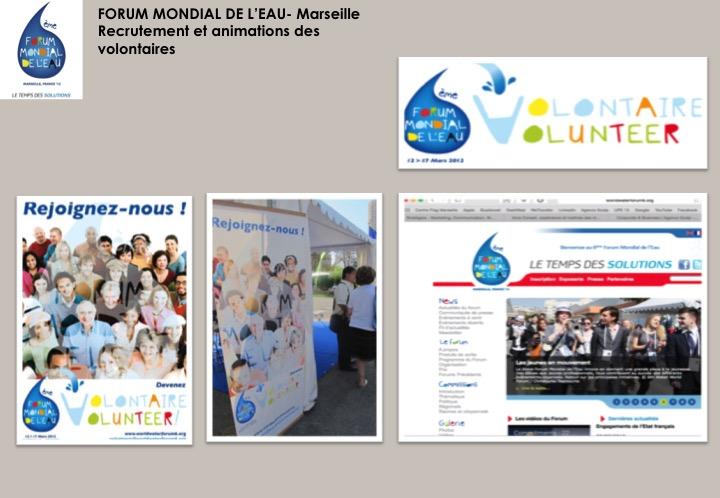 Forum Mondial Eau-Com Volontaires